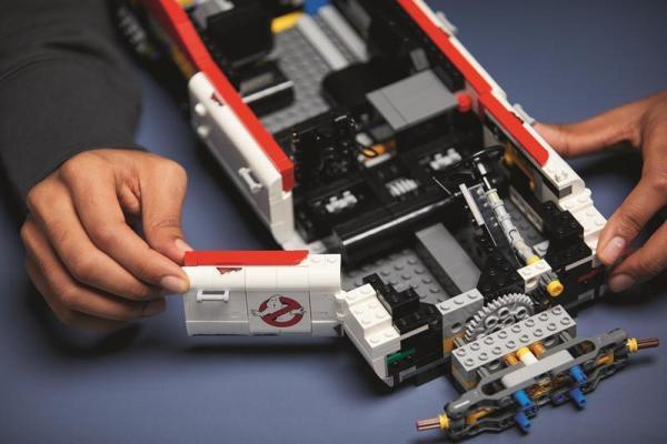 La ECTO-1 sarà ricca di meccanismi.