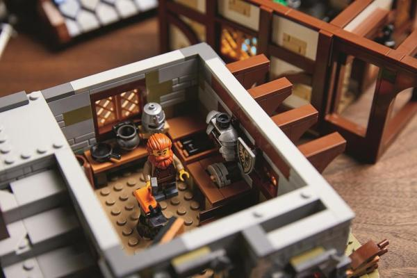 Lego Ideas Fabbro Medievale