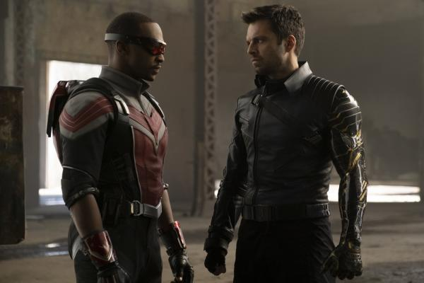 <i>The Falcon and The Winter Soldier</i>