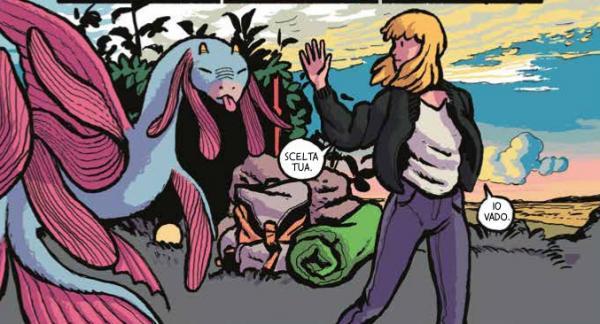 Haxa 3, Il cerchio di pietre. Creature originali e ben caratterizzate.