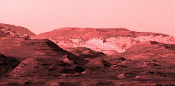 Barsoom in John Carter Warlord of Mars