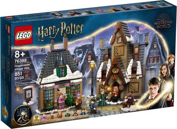 Visita al villaggio di Hogsmeade™ LEGO® Harry Potter™ (76388)