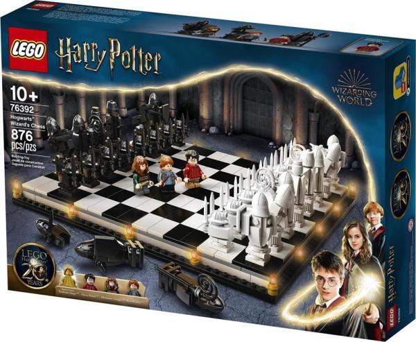 La scacchiera di Hogwarts™ LEGO® Harry Potter™ (76392)
