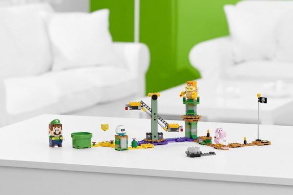LEGO® Super Mario™ Avventure di Luigi Starter Pack