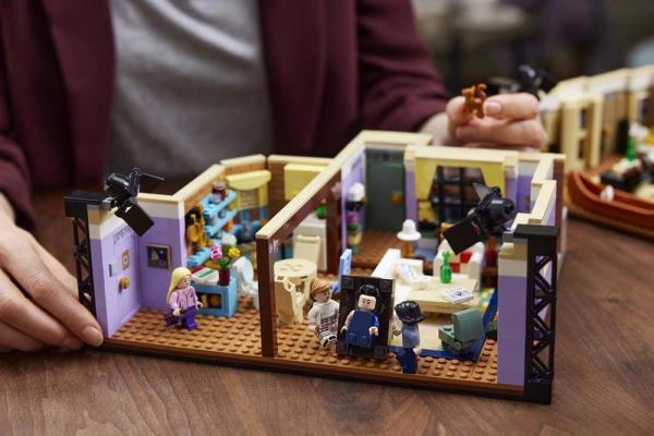 LEGO Gli appartamenti di Friends