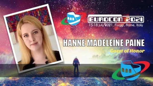 "Hanne Madeleine ""Iro"" Paine"