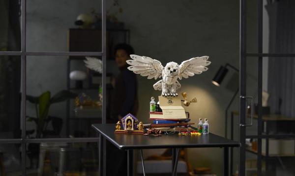 LEGO Harry Potter Icone di Hogwarts – Edizione del collezionista