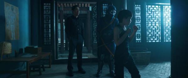 Shang-Chi e la Leggenda dei Dieci Anelli.