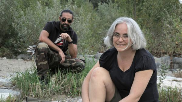 Andrea Capone e Francesca D'Amato.