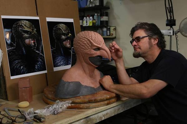 Il lavoro sul costume di Birdman