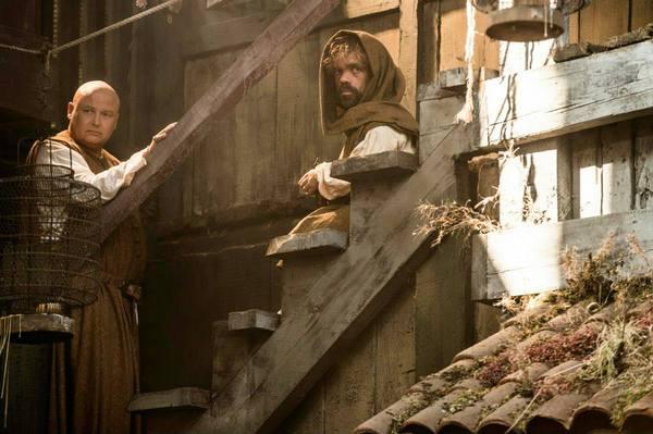 Una immagine dalla quinta stagione di Game of Thrones