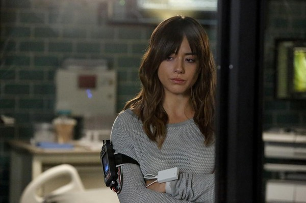 Chloe Bennet/Skye in Agents of S.H.I.E.L.D.