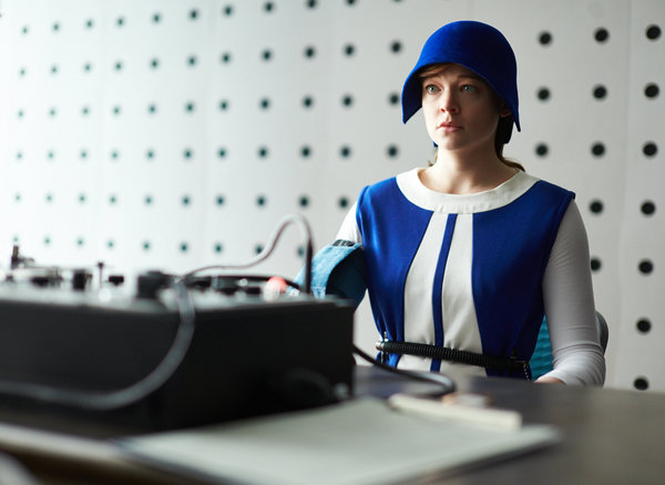 Sarah Snook in Predestination