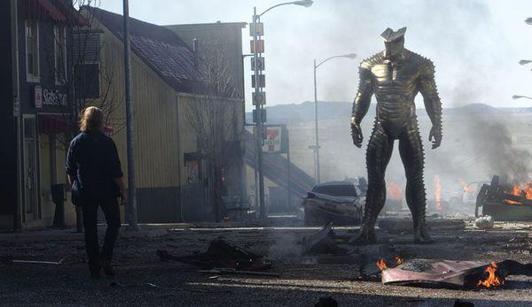 Thor affronta il Distruttore
