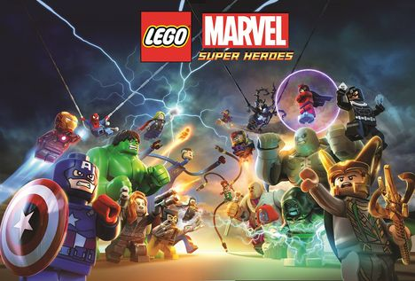 LEGO Marvel Super Hero (fonte: ign.com)