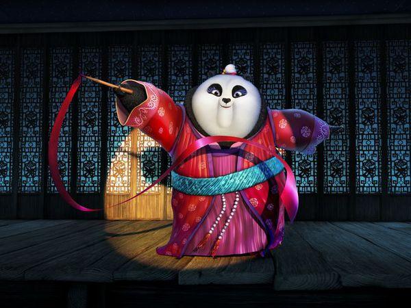 La ballerina Mei Mei