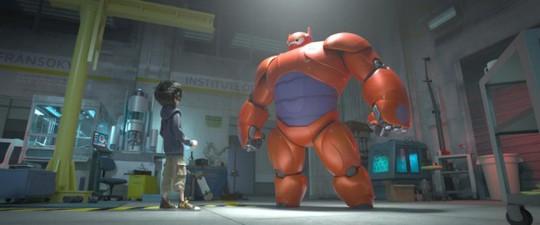Big Hero 6 - Baymax e Hiro