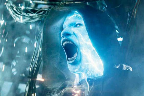 La furia di Electro in The Amazing Spider-Man 2