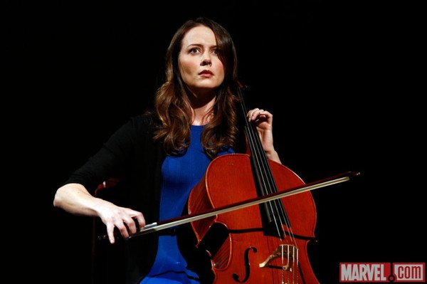 Amy Acker in Agents of S.H.I.E.L.D.