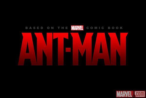 Il logo di Ant-Man