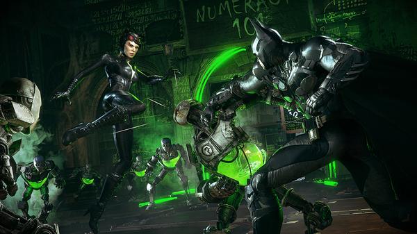 Il ritorno di Catwoman