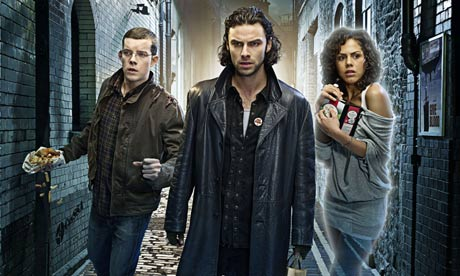 Il cast originale di Being Human UK