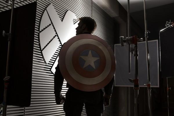 Una scena dal trailer di Captain America: The Winter Soldier?