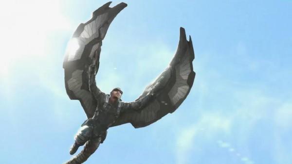 Falcon, conceptual design per Captain America: The Winter Soldier