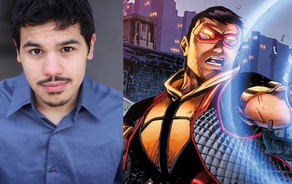 Carlos Valdes interpreterà Cisco Ramon (nei fumetti, Vibe)