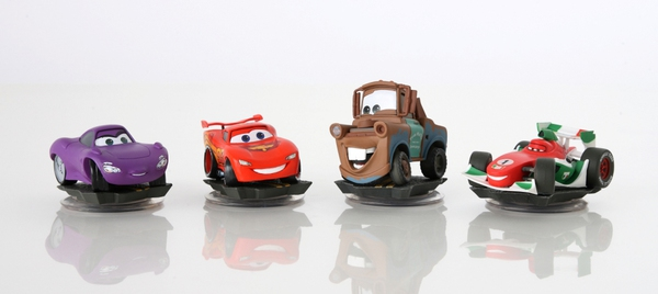 I personaggi di Cars