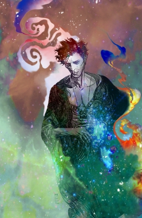 Dream in The Sandman: Overture