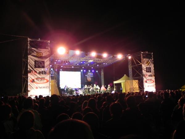 In tantissimi ai concerti di Lucca Music 2011