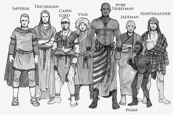 Beast & Barbarians
