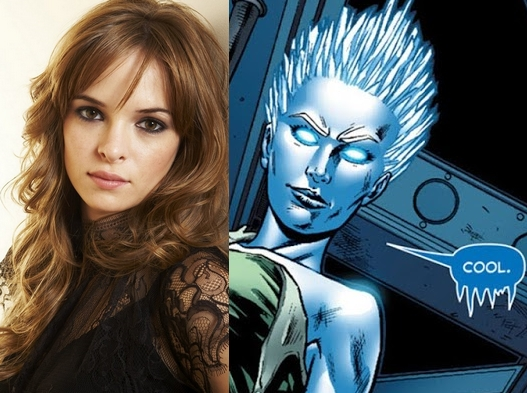 Danielle Panabaker sarà Caitlin Snow (nei fumetti, Killer Frost)