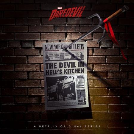 Teaser poster della seconda stagione di Daredevil