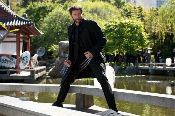 Hugh Jackman in Wolverine: L'immortale