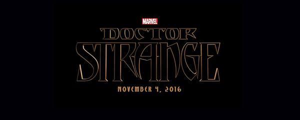 Il logo di Doctor Strange