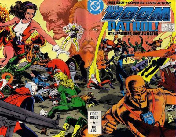 Doom Patrol Vol. 2