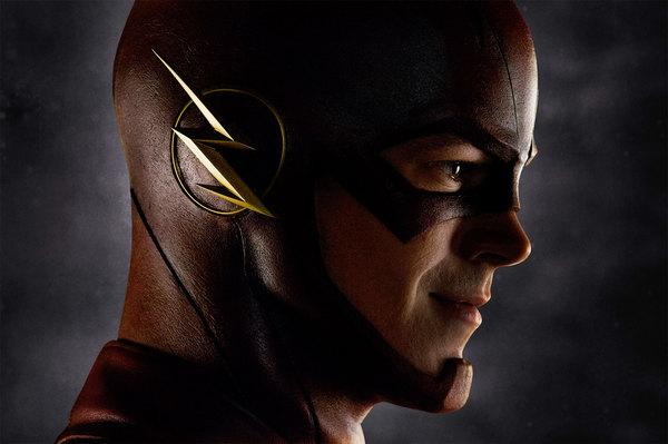 Grant Gustin è Barry Allen/Flash