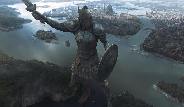 Un'immagine del Titano di Braavos, dal terzo trailer della quarta stagione di Game of Thrones, è per i lettori un importante indizio sui prossimi sviluppi di una delle trame.