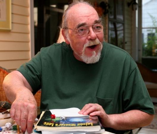 Gary Gygax (1938 - 2008)