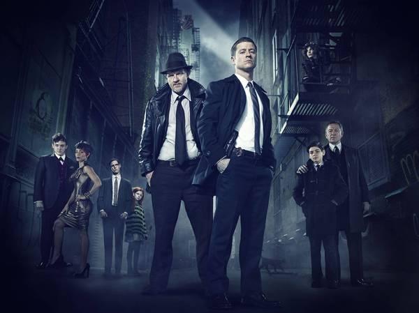La prima immagine promozionale di Gotham rilasciata da Fox
