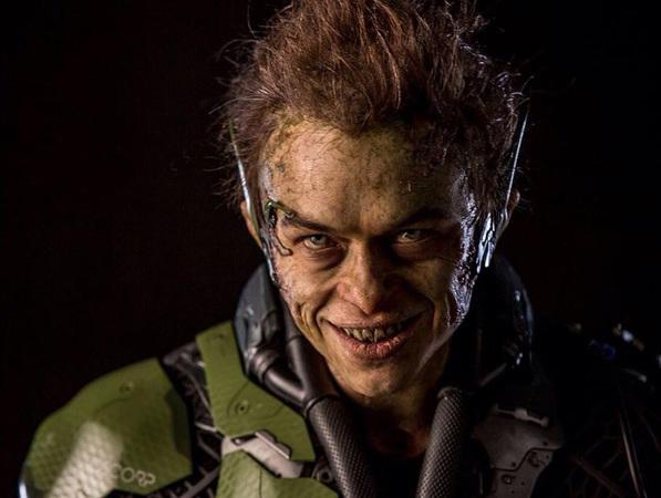 Dane DeHaan è Green Goblin