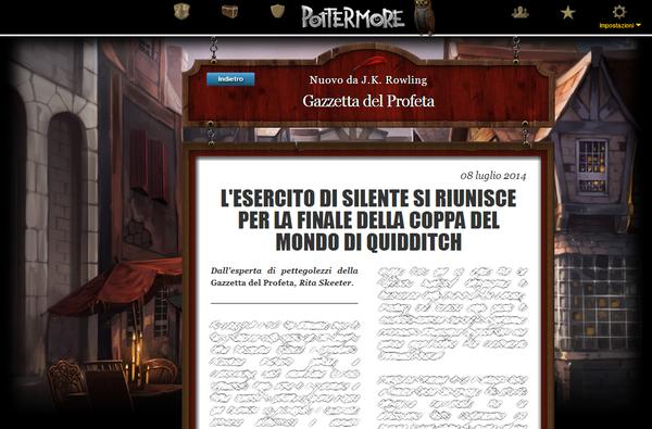 da Pottermore.com