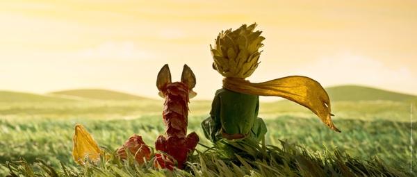 La prima immagine dal film Il Piccolo Principe