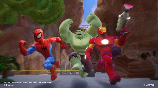 Spider-Man e Iron Man