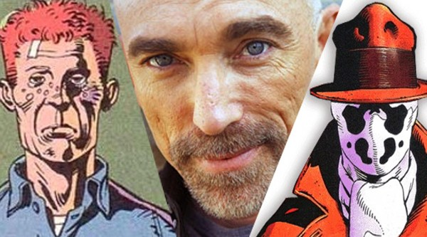 Jackie Earle Haley è Rorschach