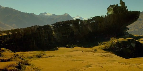 Una immagine dal trailer di The Shannara Chronicles