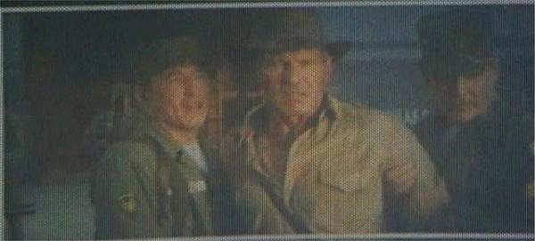 Un'immagine di Indiana Jones 4