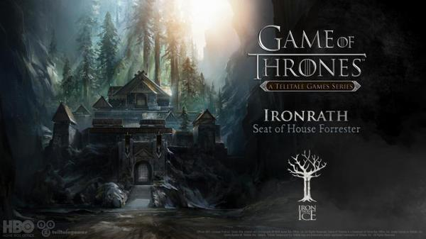 Game of Thrones: A Telltale Games Series - Ironrath
